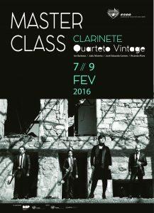 cartaz Masterclass clarinete